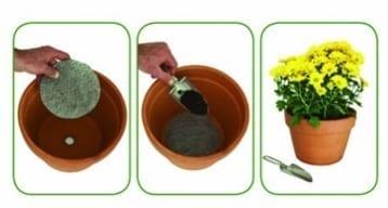 drainage discs for pots